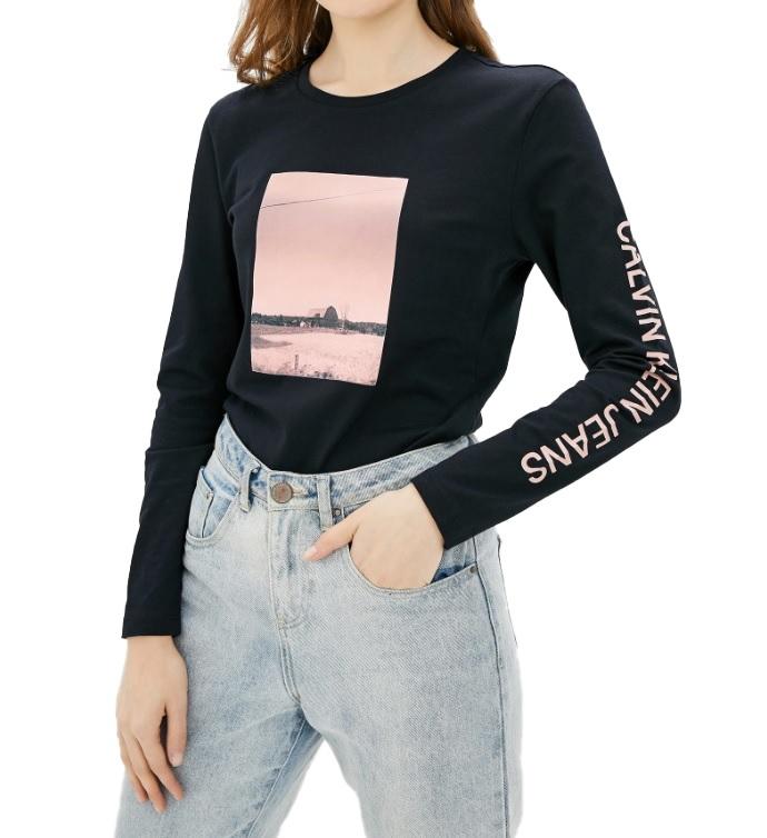 Ženy - Dámské triko Calvin Klein J20J212277