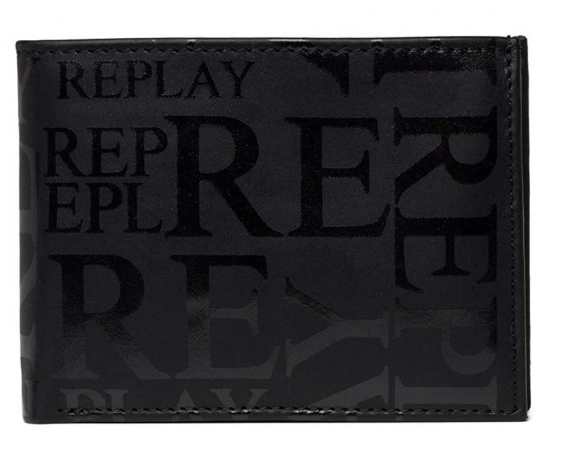 Novinky 2021 - Pánská peněženka Replay FM5195.000A3178