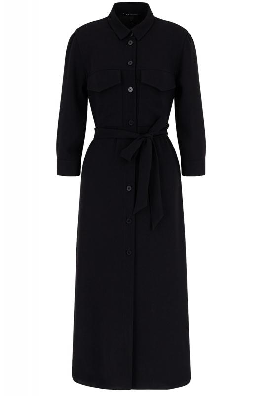 Novinky 2021 - Dámské šaty Armani Exchange 3HYA43.YNJQZ