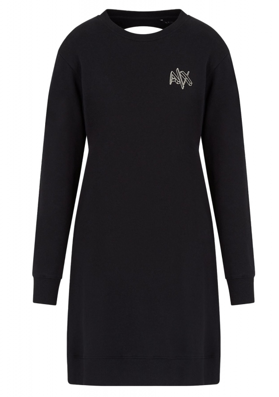 Ženy - Dámské šaty Armani Exchange 6HYA71.YJ3AZ