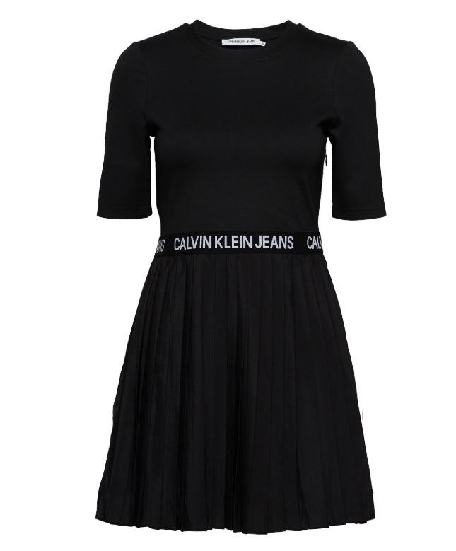 Novinky 2020 - Dámské šaty Calvin Klein J20J212528