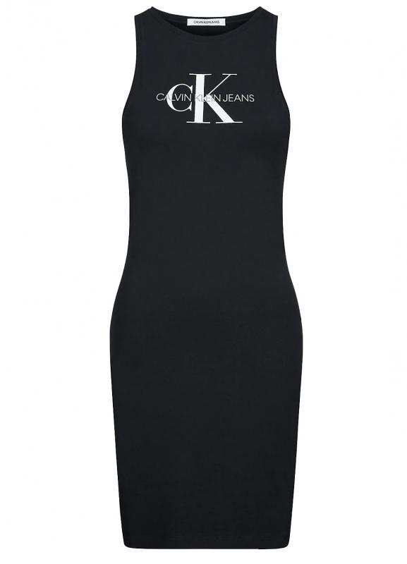 Ženy - Dámské šaty Calvin Klein J20J213701