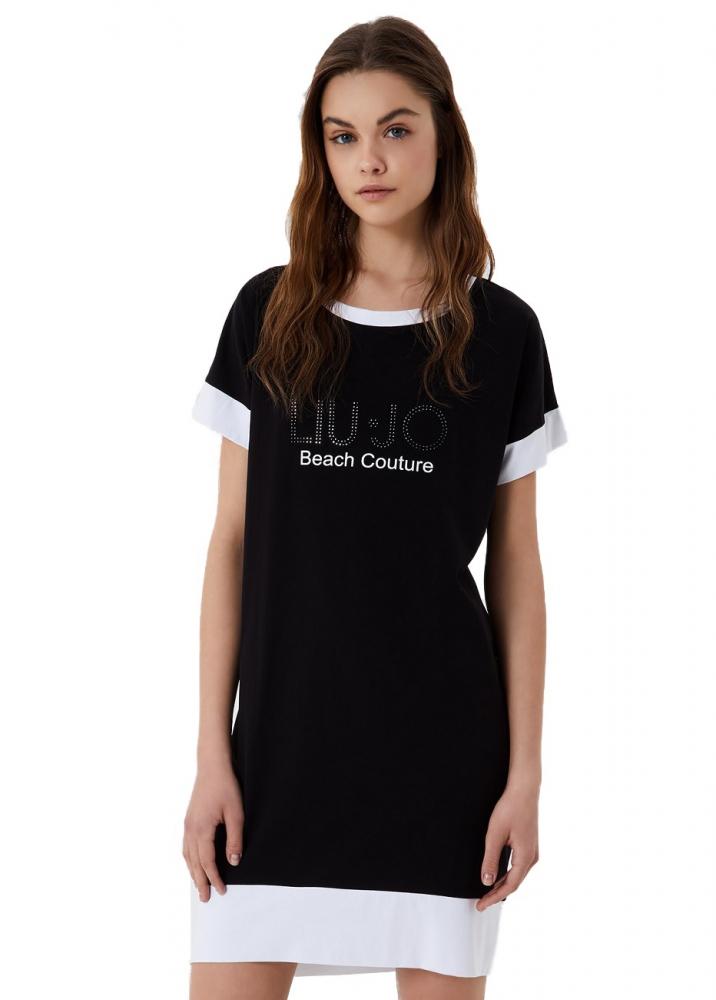 Novinky 2021 - Dámské šaty Liu-Jo VA1164.J5003
