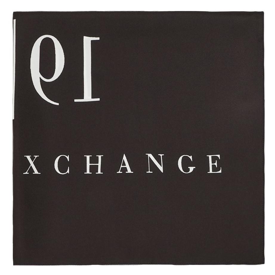Novinky 2021 - Dámský šátek Armani Exchange 944125.1A117