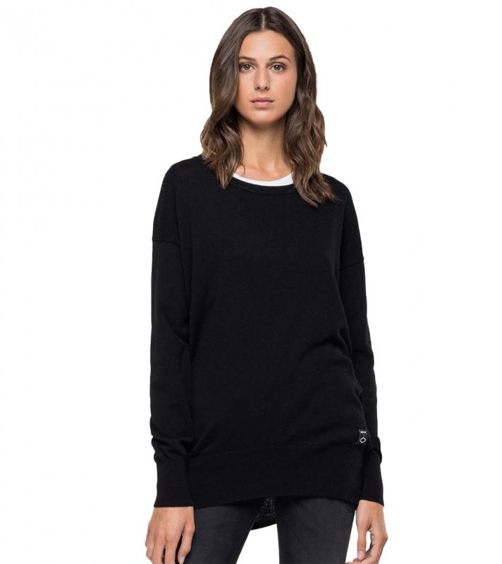 Ženy - Dámský svetr Replay DK7085.000G23014