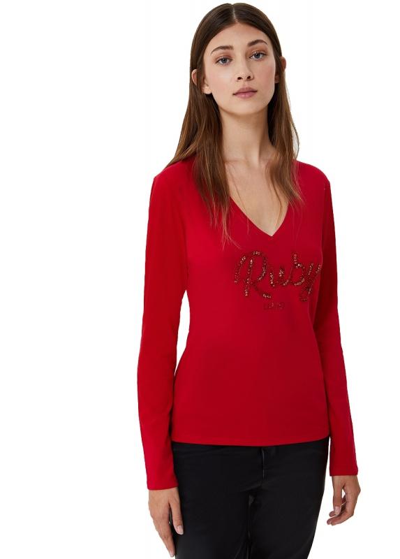 Ženy - Dámské triko Liu-Jo WF0389.J5003