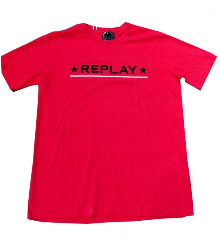 Muži - Pánské triko Replay M3626.000.22584