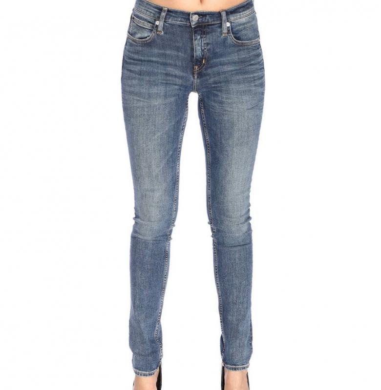 Ženy - Dámské džíny Calvin Klein J20J208299