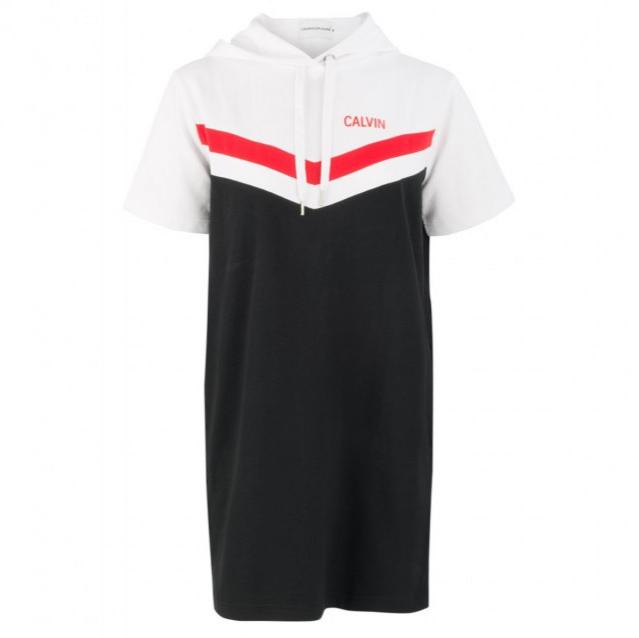 Ženy - Dámské šaty Calvin Klein J20J211352