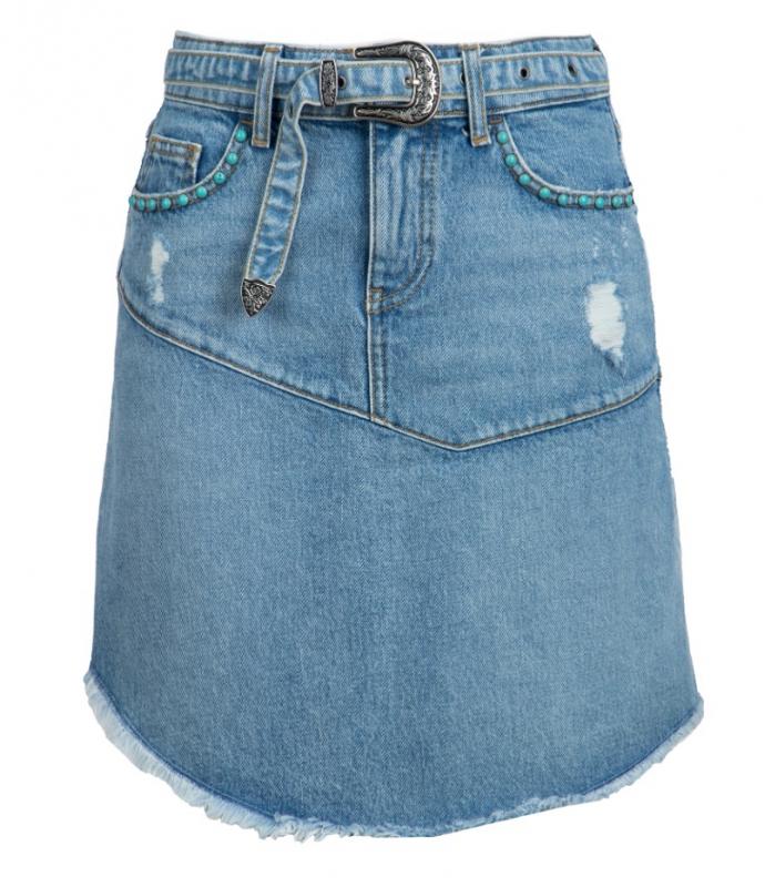 Výprodej až 50% - Dámská sukně Liu-Jo F19323.D4344