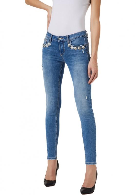 Výprodej až 50% - Dámské džíny Liu-Jo UA0002.D4439