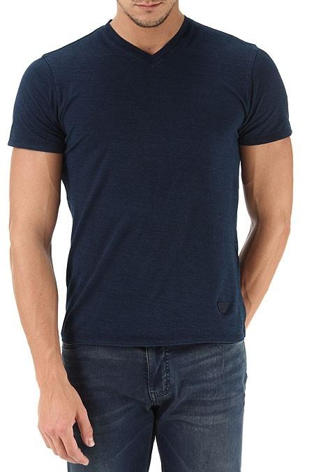 Muži - Pánské triko Armani Jeans C6H88