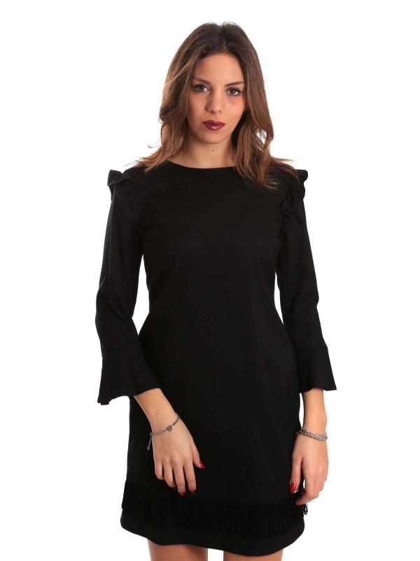 Výprodej až 50% - Dámské šaty Liu-Jo F68054.T0108