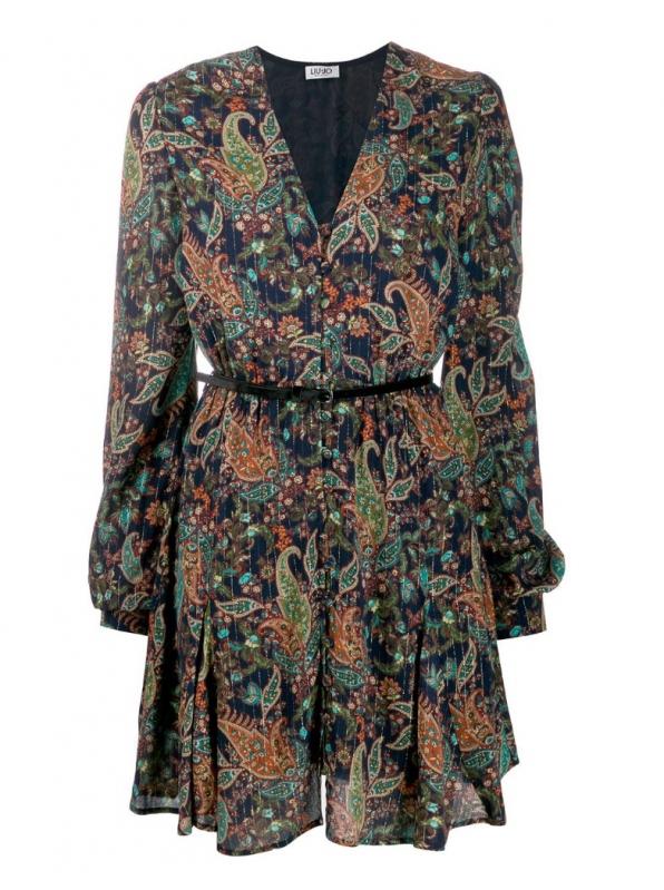Výprodej až 50% - Dámské šaty Liu-Jo F69122.T4107