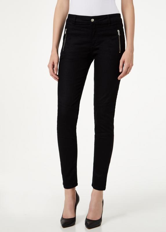 Ženy - Dámské kalhoty Liu-Jo F69387.D4412