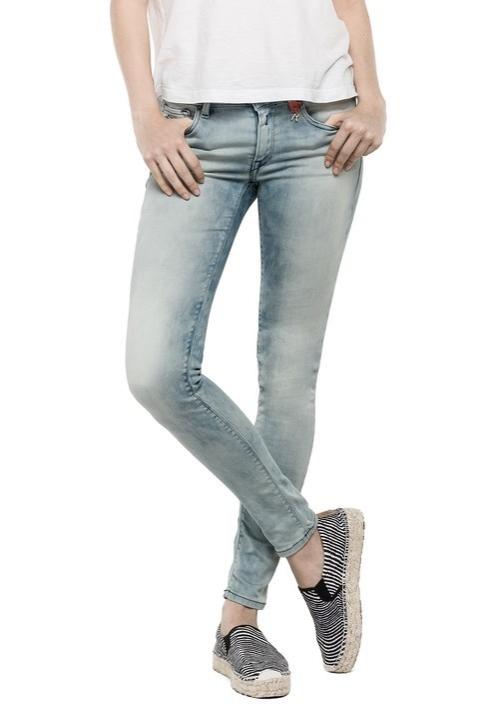 Módní značky - Dámské džíny Replay WX689K.000665557011