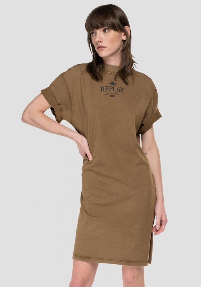 Ženy - Dámské šaty Replay W9713.00023178LG