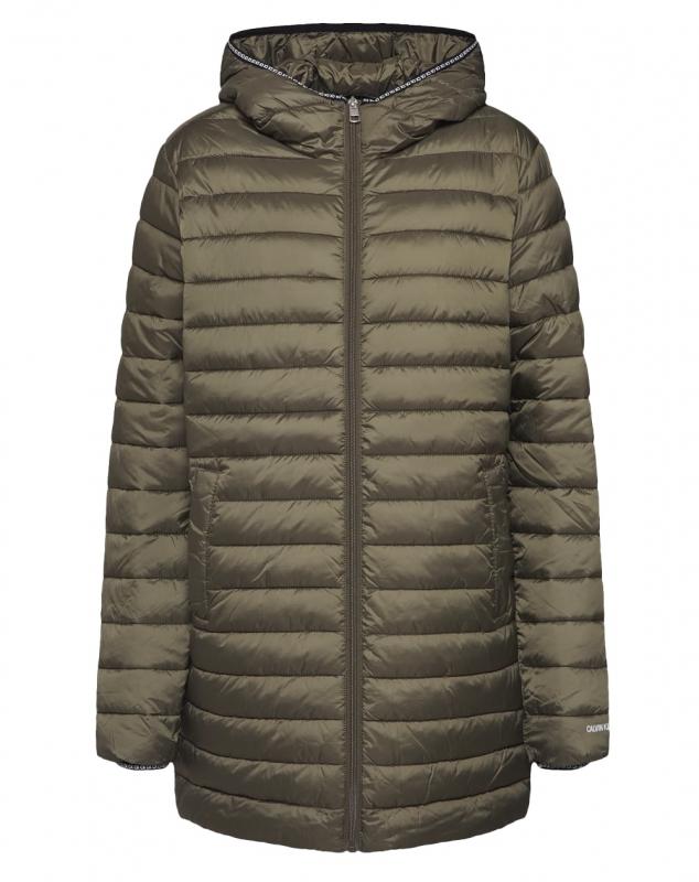 Módní značky - Dámský kabát Calvin Klein J20J212084