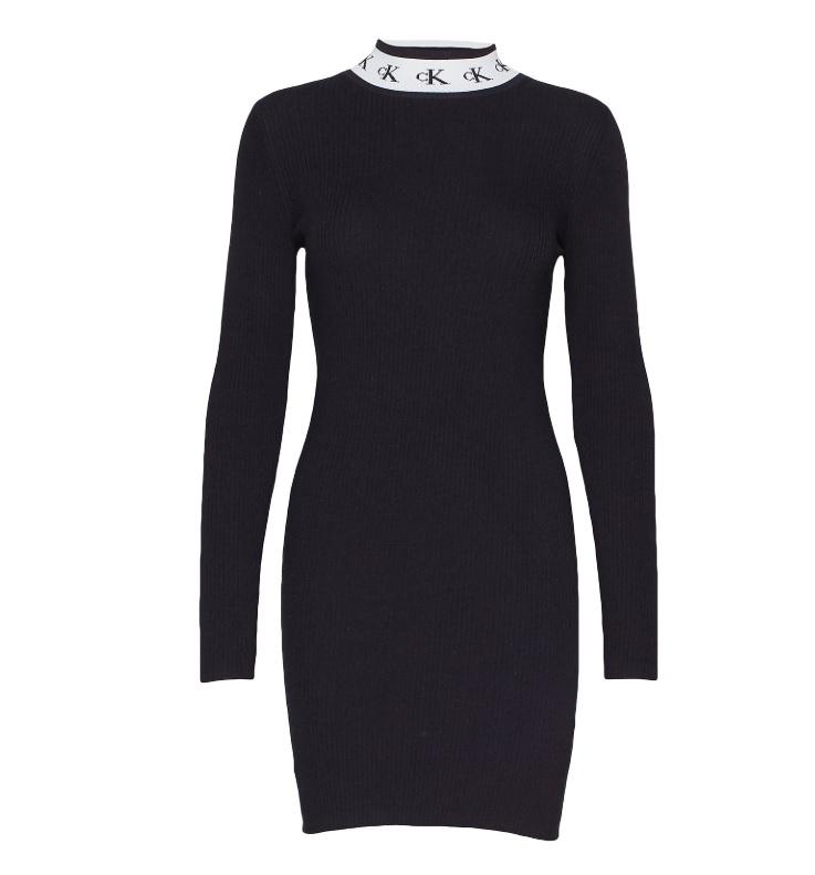 Ženy - Dámské šaty Calvin Klein J20J212154
