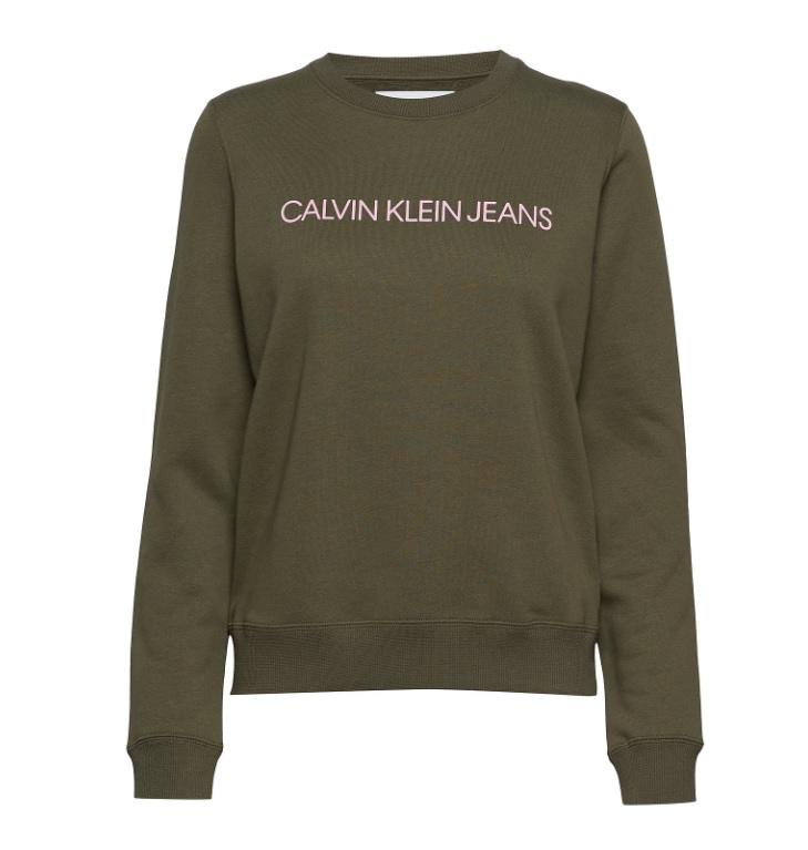 Ženy - Dámská mikina Calvin Klein J20J212483