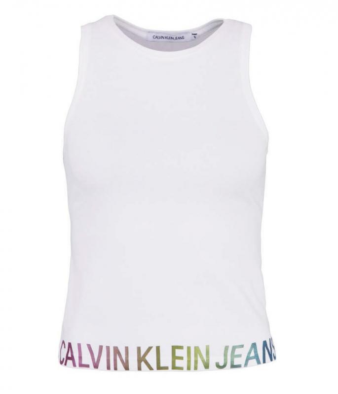 Novinky 2020 - dámské tílko Calvin Klein J20J213553