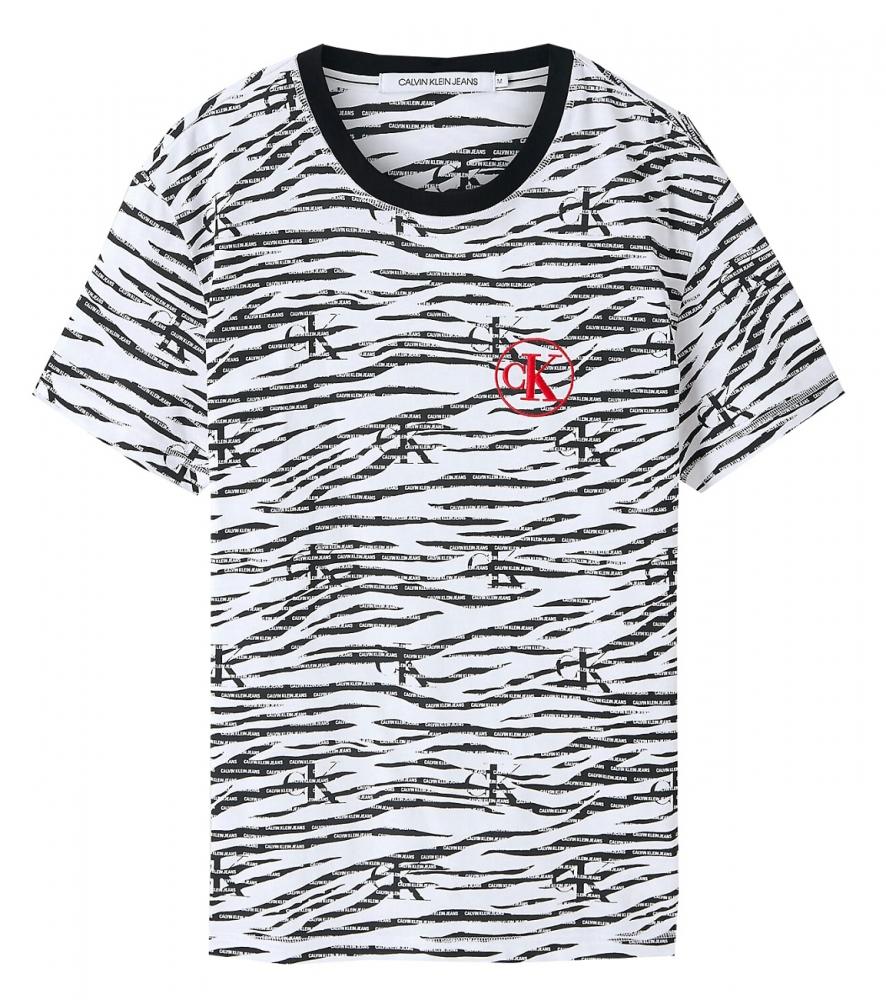 Výprodej až 50% - Pánské triko Calvin Klein J30J316468