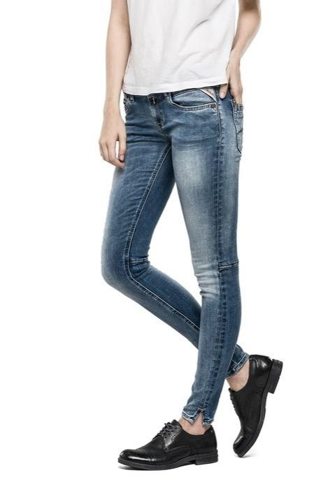 Ženy - Dámské džíny Replay WX649000541525