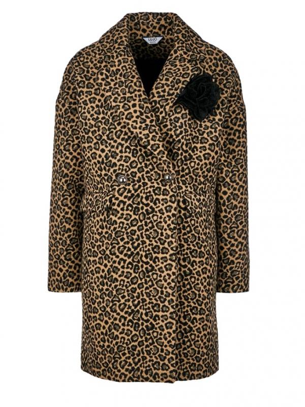 Výprodej až 50% - Dámský kabát Liu-Jo W69174.T4074