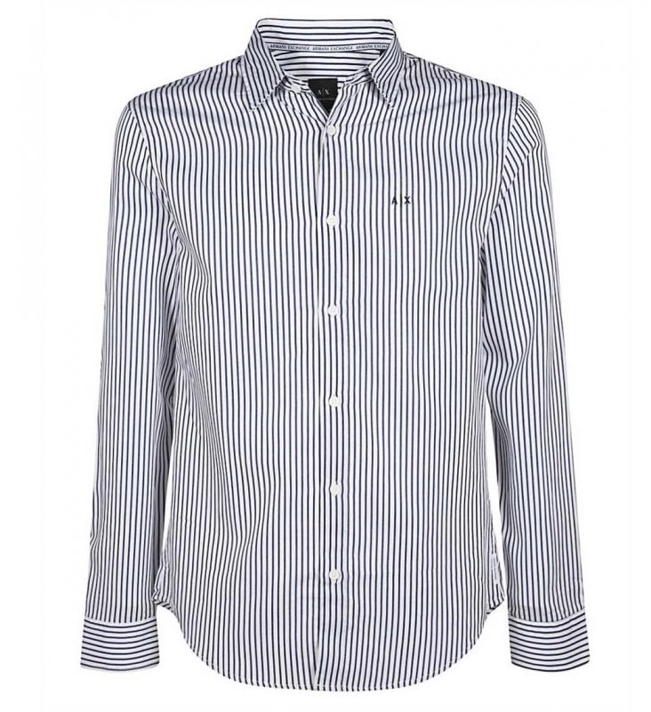 Muži - Pánská košile Armani Exchange 6HZC33.ZNPPZ