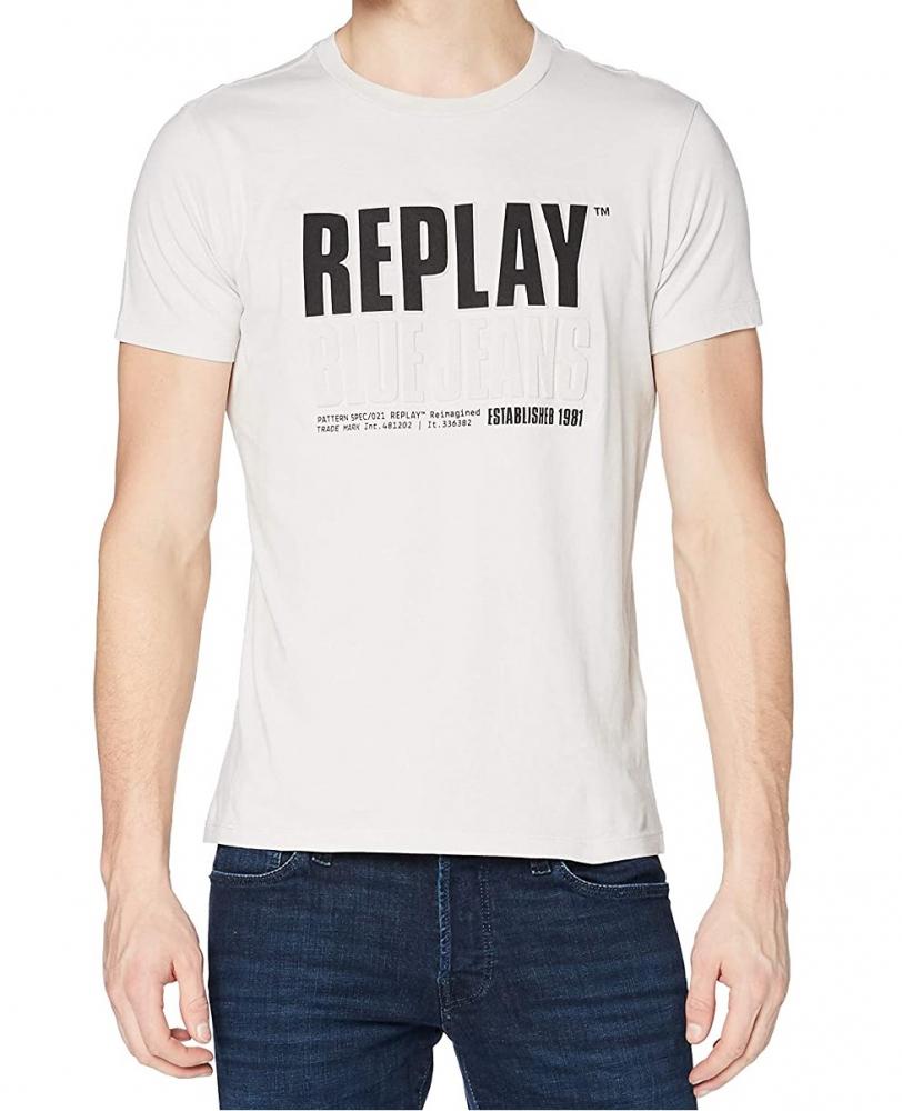 Muži - Pánské triko Replay M3413.00022880