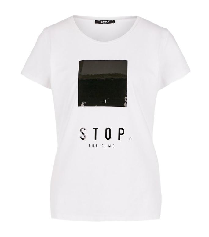 Ženy - Dámské triko Liu-Jo T69142.J0088