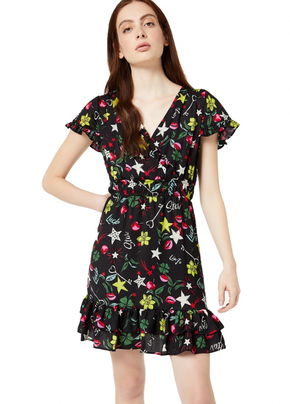 Ženy - Dámské šaty Liu-Jo WA0144.T5476