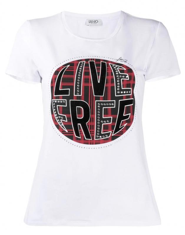 Ženy - Dámské triko Liu-Jo WF0098.J5003