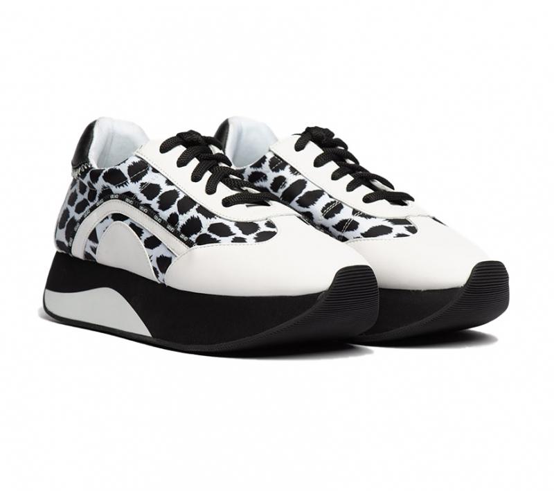 Výprodej až 50% - Dámské boty Liu-Jo B69023.TX053