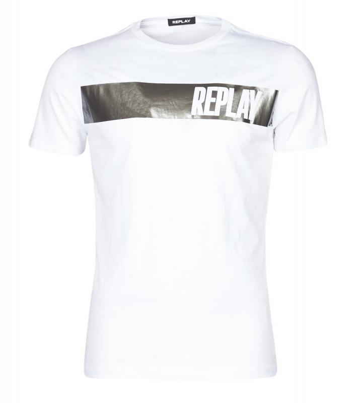 Muži - Pánské triko Replay M3166.00022832P