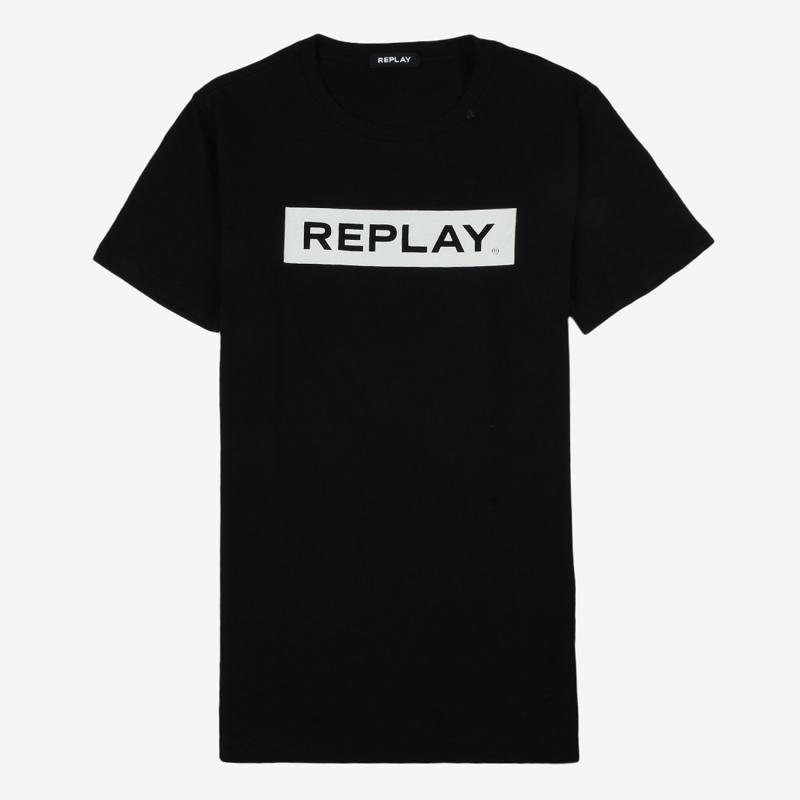 Muži - Pánské tričko Replay M3720.000.2660