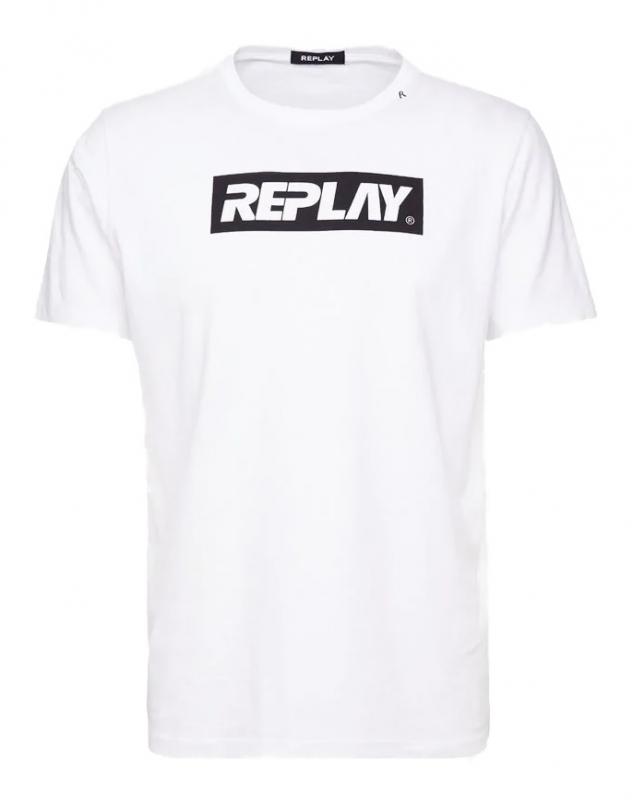 Muži - Pánské triko Replay M3845.0002660