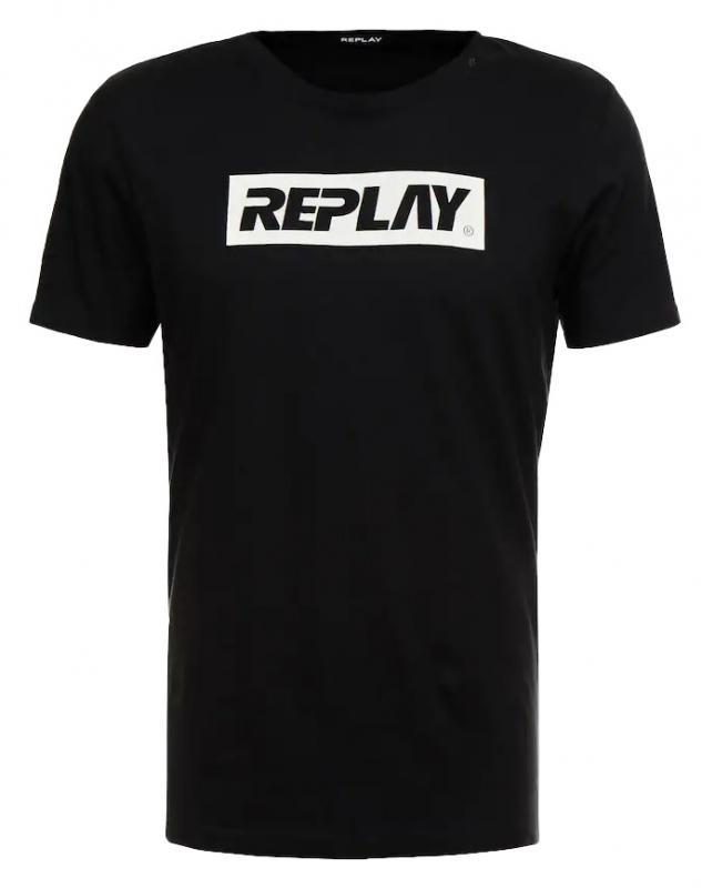 Novinky 2020 - Pánské triko Replay M3845.0002660