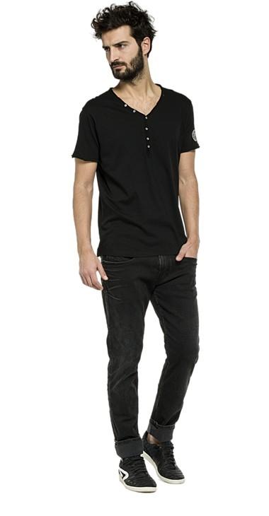 Výprodej až 50% - Pánské triko Replay M6884.00020994.397