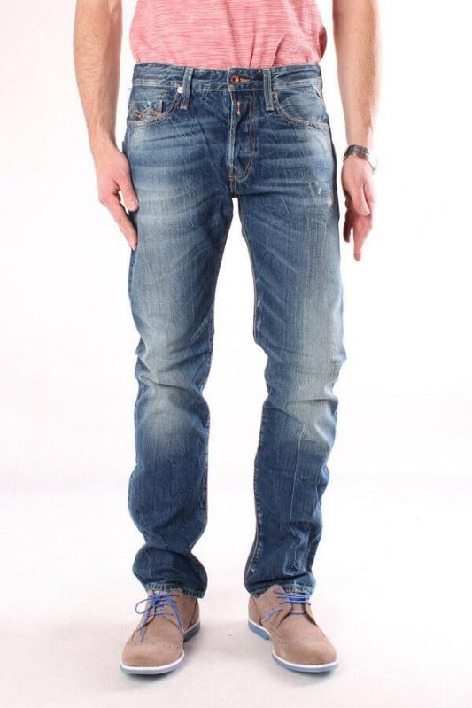 Muži - Pánské džíny Replay M909R897250010