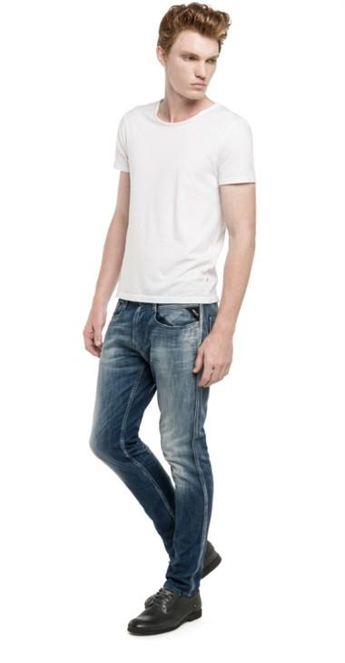Muži - Pánské džíny Replay M914.000443660.010