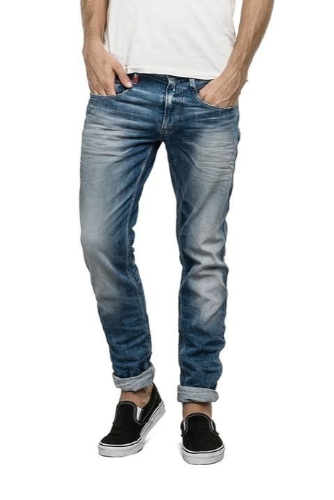 Módní značky - Pánské džíny Replay M914M000647568