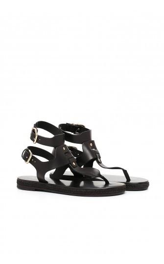 Ženy - Dámské kožené sandály Liu-Jo S16065