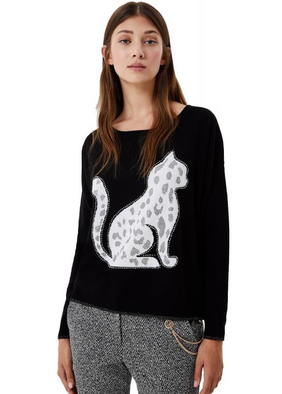 Ženy - Dámský svetr Liu-Jo MF0085.MA14G
