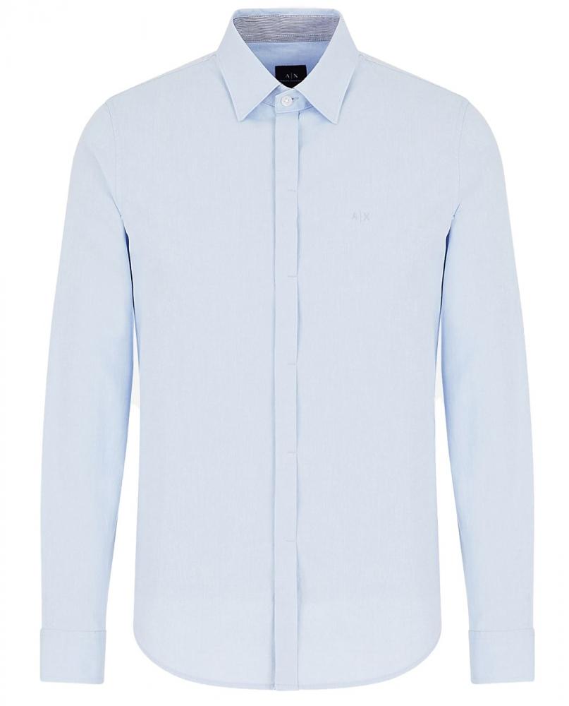 Novinky 2021 - Pánská košile Armani Exchange 8NZCBG.Z8ANZ