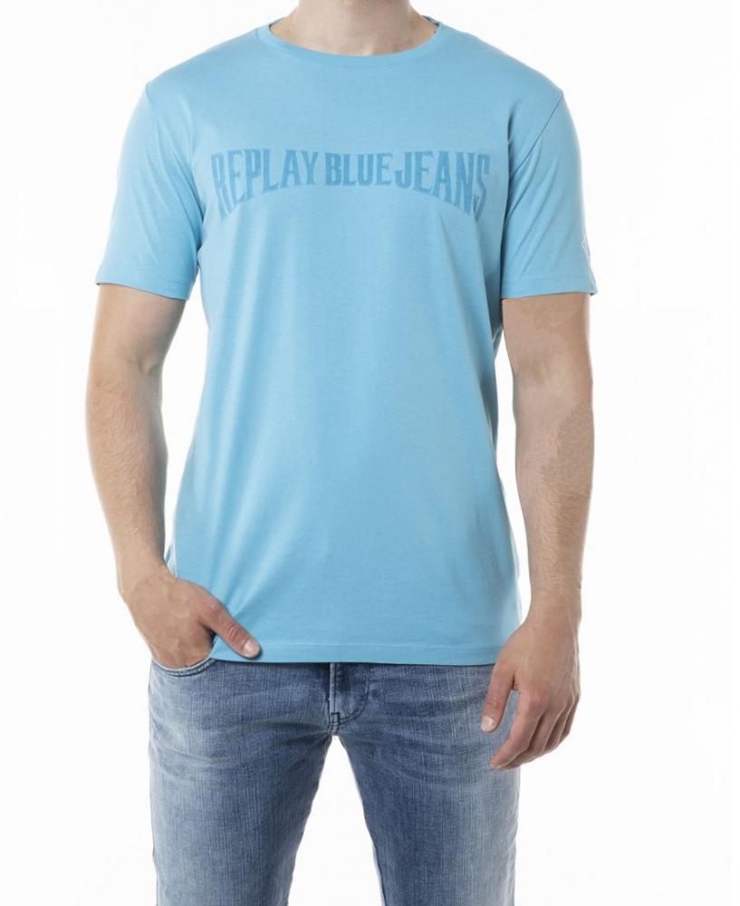 Muži - Pánské triko Replay M3363.0002660