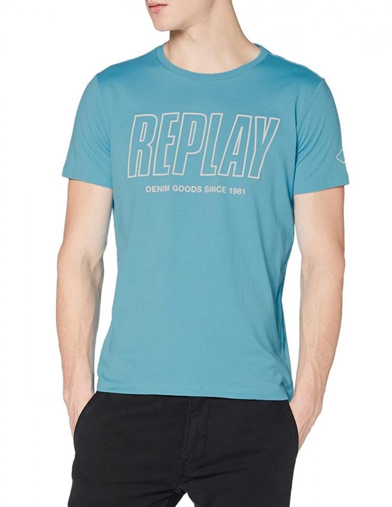 Novinky 2021 - Pánské triko Replay M3395.0002660