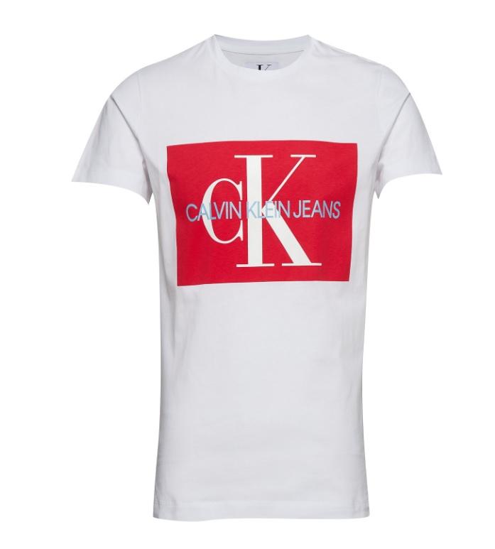 Novinky 2020 - Pánské triko Calvin Klein J30J307843