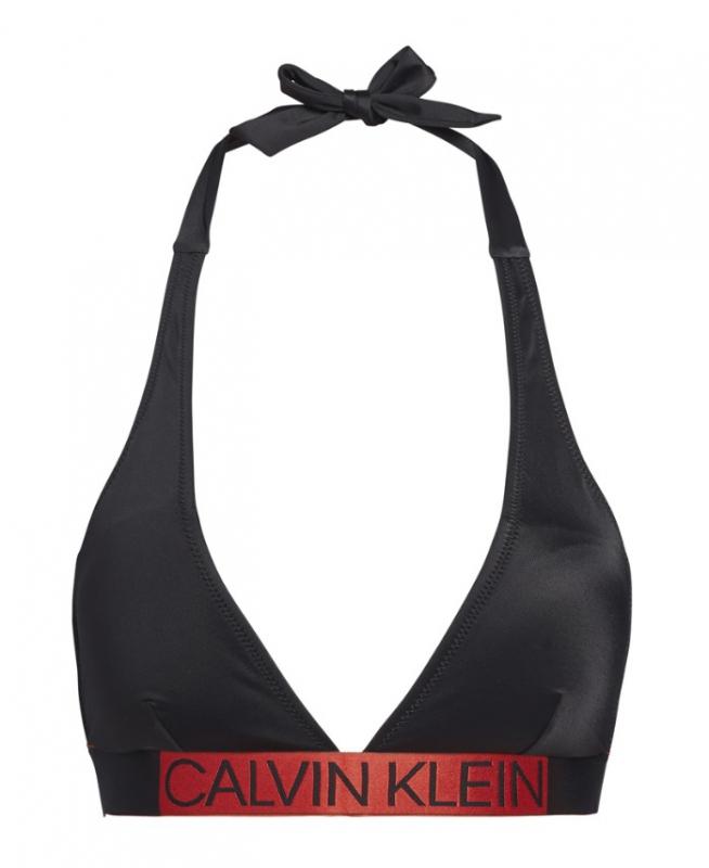 Finální slevy až 50% - Dámské plavky vrchní díl Calvin Klein KW0KW00600
