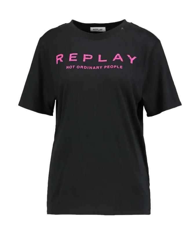 Novinky 2021 - Dámské triko Replay W3180E.00020994